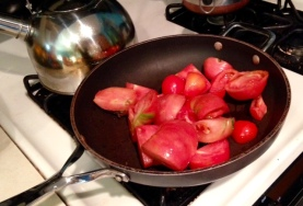 Tomatoes on Stove _NFN