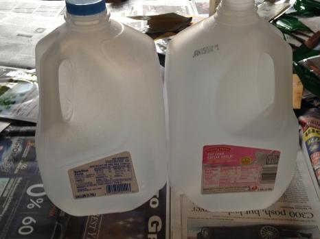 Milk Jugs NoFarmNeeded