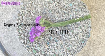 Kitty Litter NoFarmNeeded