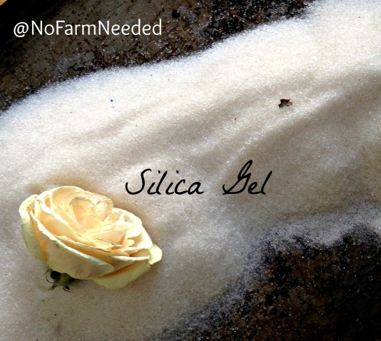 Silica Gel NoFarmNeeded