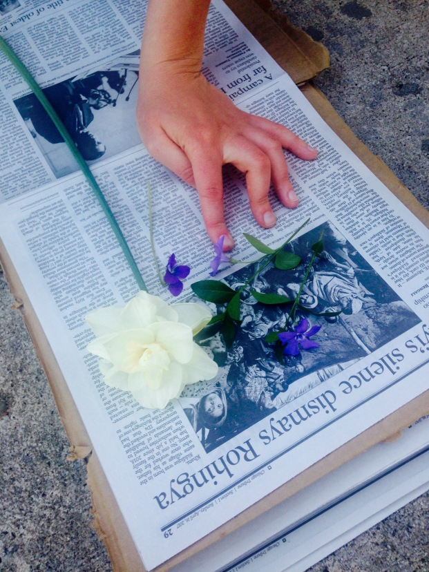 Pressing Flowers WP NoFarmNeeded