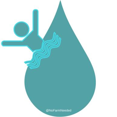 Water NoFarmNeeded