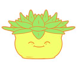 Happy Succulent NoFarmNeeded