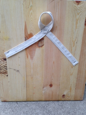 tie the knot nofarmneeded