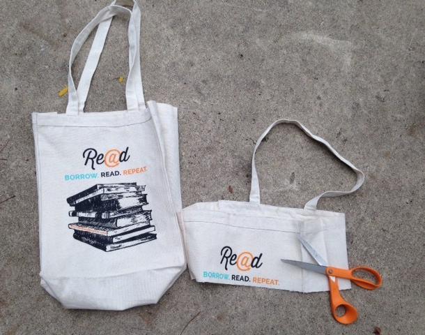 Bag for Wall Art NoFarmNeeded